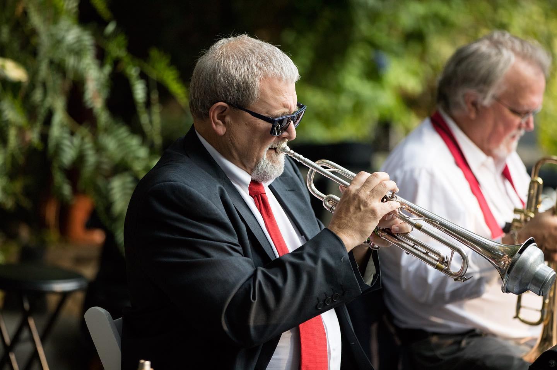 Jeff Kaye of The Big Band Alumni.